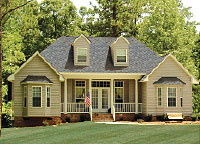 LEWISBURG RANCH House Plan