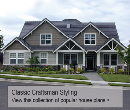 House Plans Home Plans From Better Homes And Gardens - Craftsman house plans and homes and craftsman floor plans