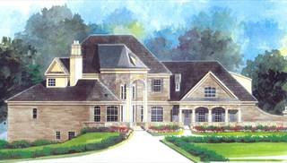 image of Stone Park House Plan