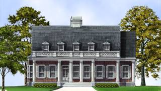 image of Suffield House Plan