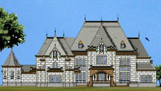 image of Cheverny House Plan