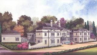 image of Newport Hall House Plan