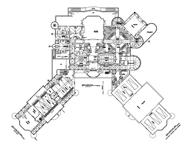 Site Plan image of Featured House Plan: BHG - 6048