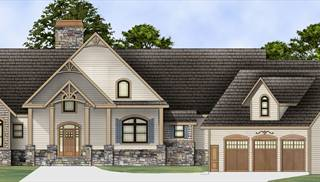 image of Pepperwood House Plan