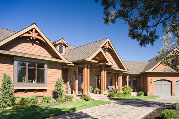 Hendrick House Plan