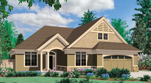 Calloway House Plan