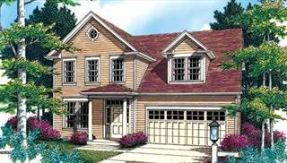 image of Deep River House Plan