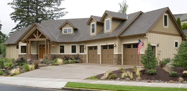 Halstad Craftsman Ranch House Plan