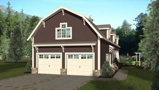 image of Shadow Mountain Chalet House Plan