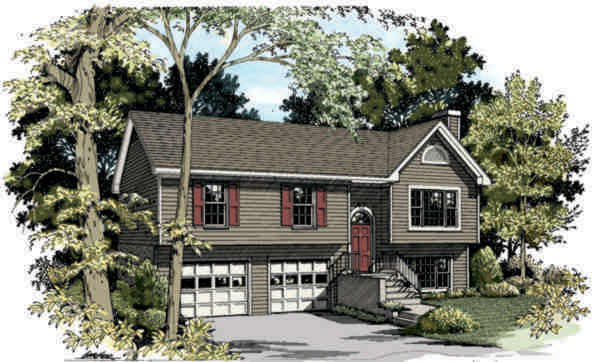 The Portsmouth House Plan