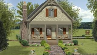 image of The Northbrook Cottage House Plan