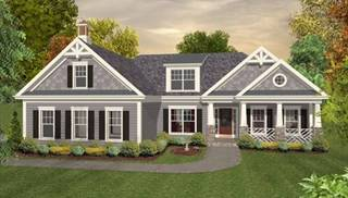 image of The Falls Church House Plan