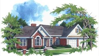 image of The Alpharetta House Plan