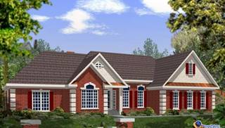 image of The Dawsonville House Plan