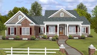 image of The Kempsville House Plan