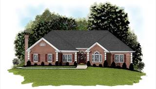 image of The Crabapple House Plan