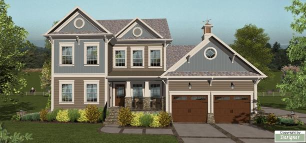 The Breezewood House Plan