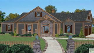 image of Highland Meadow Cottage House Plan