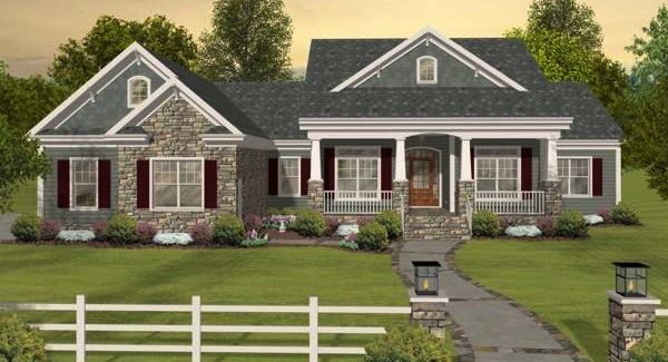 Featured House Plan Bhg 1169