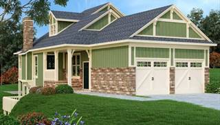 image of Mountain Aire - 1005 House Plan