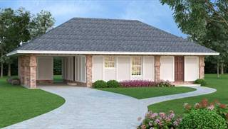image of Parker House  - 1211 House Plan