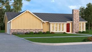 image of Cypress Knoll  - 1501 House Plan