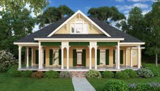 image of White Oaks - 1521 House Plan