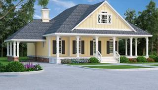image of Oak Meadows - 1918 House Plan