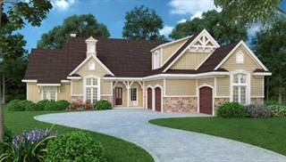 image of Mountain Grove - 2510 House Plan