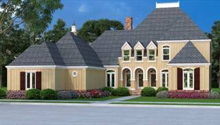 image of Ritz Hall - 3004 House Plan