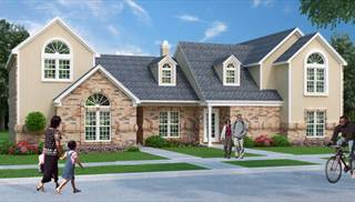 image of Briarcliff - 6552-5 House Plan
