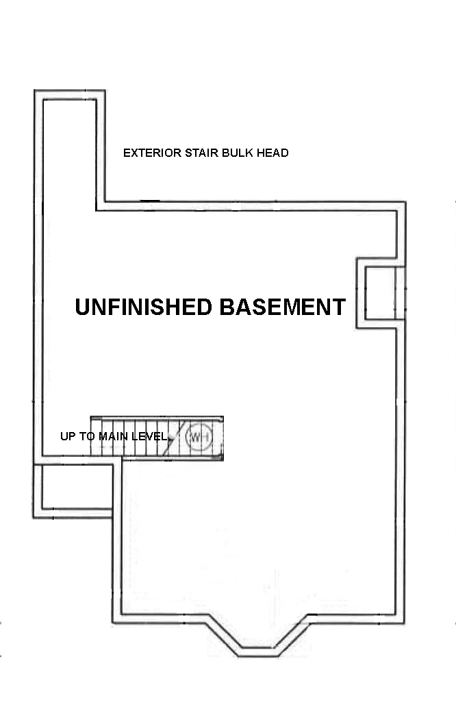 Optional Basement Foundation image of Featured House Plan: BHG - 3548