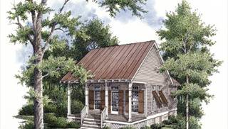 image of Hickory Pass - 500 House Plan