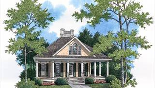 image of Richton-802 House Plan
