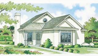 image of Doll house-901 House Plan