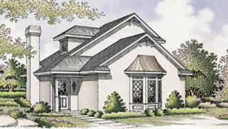 image of Dollhouse-1002 House Plan