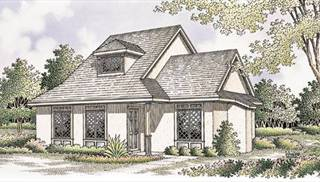 image of Doll house-1007 House Plan