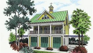 image of Surfside-1114 House Plan