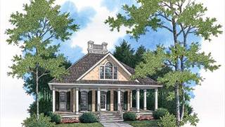 image of Lotus House 1205 House Plan