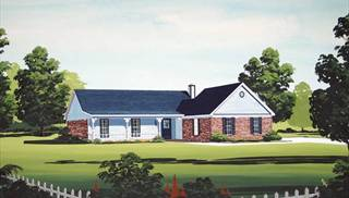 image of Ashburg - 1212 House Plan