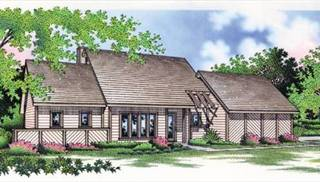 image of Rosedale - 1223 House Plan