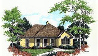 image of Jordan - 1311 House Plan