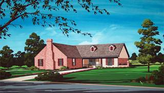 image of Jamestown - 1404 House Plan