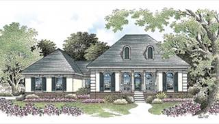 image of Tutwiler-1416 House Plan