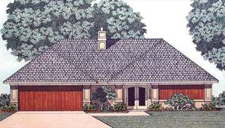 image of Simpson House -1424 House Plan