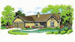 image of Victoria-1428 House Plan