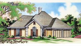 image of Hamptonhouse-1435 House Plan