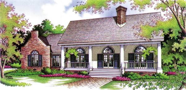 Lime House - 1602 House Plan