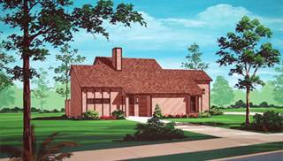 image of Glade Park - 1611 House Plan