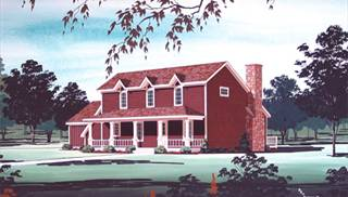 image of Woodbridge - 1618 House Plan
